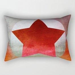 Star Composition V Rectangular Pillow