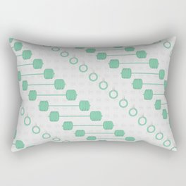 Lift! Rectangular Pillow
