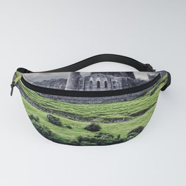 World Popular Historic The Rock Of Cashel Castle County Tipperary Ireland Europe Ultra HD Fanny Pack