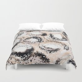 Olivia Abstract Duvet Cover