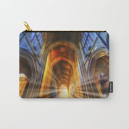 Bath Abbey Sun Rays Carry-All Pouch