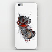 vans iPhone & iPod Skins featuring VANS by alexviveros.net