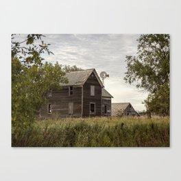 Prairie Perfection Canvas Print