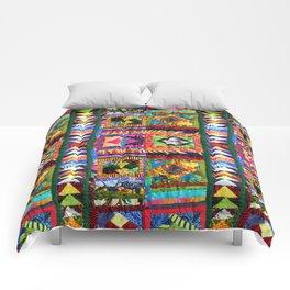 Korak Pattern Comforters