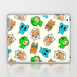 Kawaii Kumas Laptop & iPad Skin