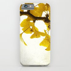Golden Leaves Slim Case iPhone 6s
