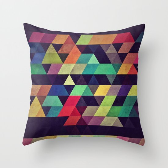 ZTYRLA Throw Pillow