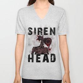 Siren head  Unisex V-Neck