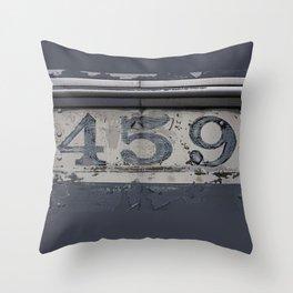 459 Throw Pillow