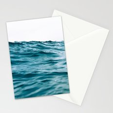 Lost My Heart To The Ocean Stationery Cards