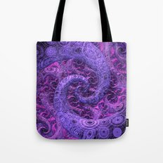 A Piece of My Mind Tote Bag