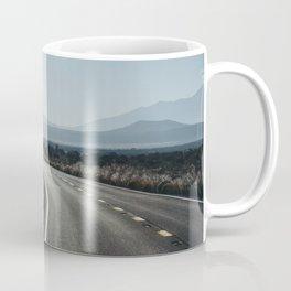 Early Morning Horizon. American Roadtrip. Arizona, United States of America. Fine Art Travel Print. Wall Art. Coffee Mug
