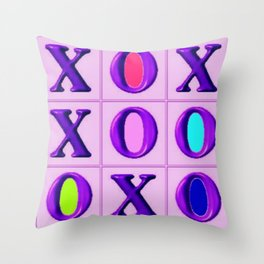Stalemate Throw Pillow