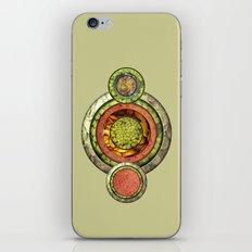 Tris Food iPhone & iPod Skin