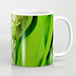 The Ladybug and Lily of the valley Coffee Mug