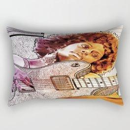 FAR AWAY by Terri  Rectangular Pillow