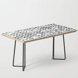Controlled Randomness Coffee Table