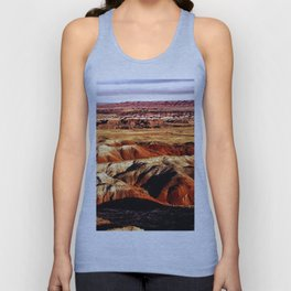 The Painted Desert Unisex Tank Top