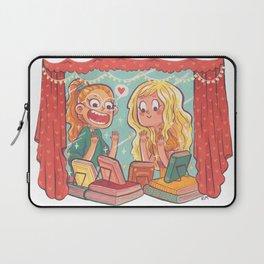 Book Lovers Laptop Sleeve