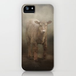 Baby Calf iPhone Case