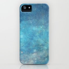 Spellcast Sky Turquoise iPhone Case