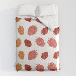 Very Strawberry Comforters