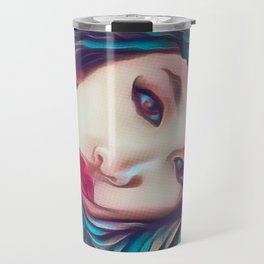 Glass Houses Travel Mug
