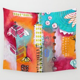 Inez Wall Tapestry