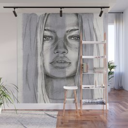Gigi Wall Mural