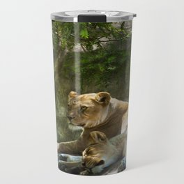 Portland Lioness Travel Mug