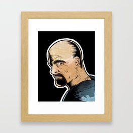 Malamadre Framed Art Print