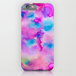 Ink 139 iPhone Case