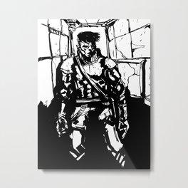 VOSTOK - IVAN Metal Print