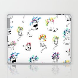 Frida cats Laptop & iPad Skin