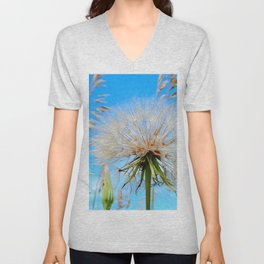 Seeds Ready to Fly Unisex V-Neck