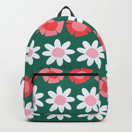 Peggy Green Backpack