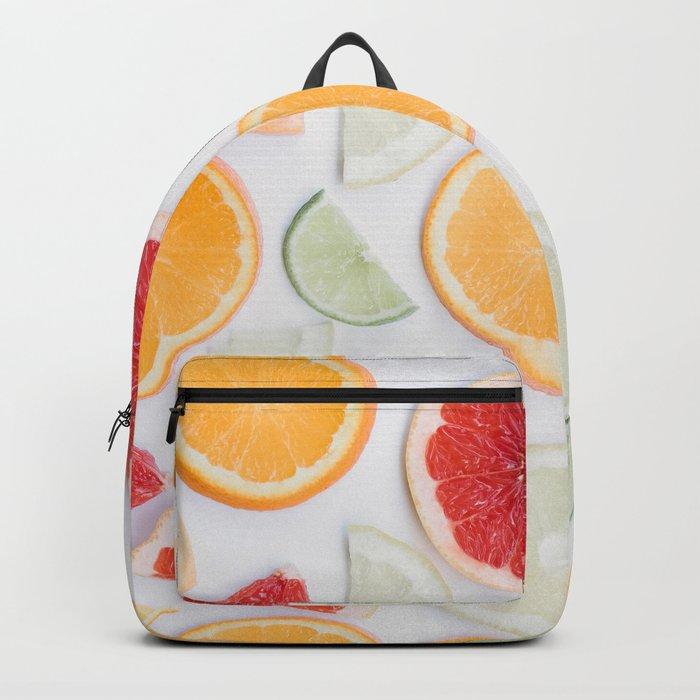 citrus fresh Backpack