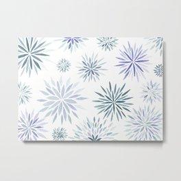 #48. JAEHOON - Flowers Metal Print