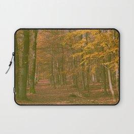 Autumn forest nostalgic Laptop Sleeve