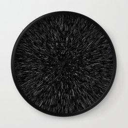 Lightspeed Wall Clock