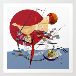 Ship to shore  II Art Print