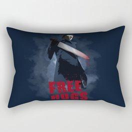 FREE HUGS Rectangular Pillow