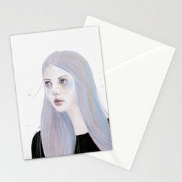 Shades of dreams Stationery Cards