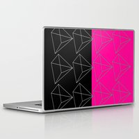 pyramid Laptop & iPad Skins featuring Pyramid by Georgiana Paraschiv