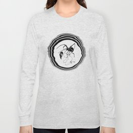 SHIBARI WIDOW Long Sleeve T-shirt