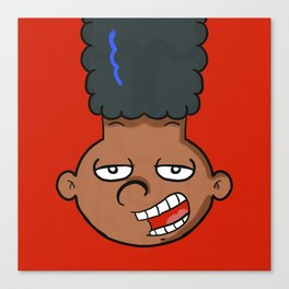 Swaggy G Canvas Print
