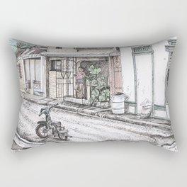 Puerto Plata Rectangular Pillow