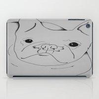 danny ivan iPad Cases featuring Ivan by seekmynebula