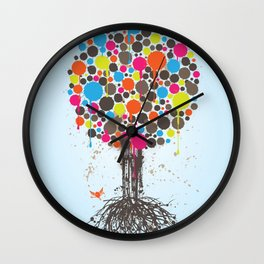 Tree of Life Classic Wall Clock