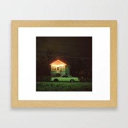 Dundalk, MD Framed Art Print